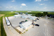 Swine Research Center Site Picture - {Click to Enlarge}