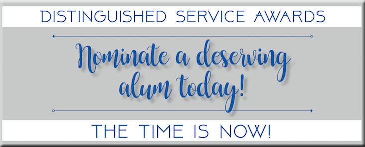 Alumni Service Awards
