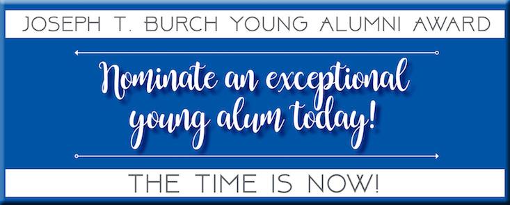 Young Alumni Award