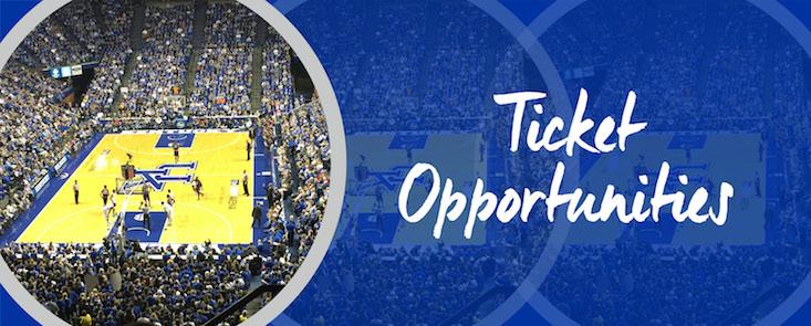 Ticket Opportunities