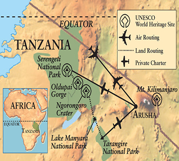 Great Migration Africa Map.Uk Alumni Association Wings Over Tanzania During The Great Migration