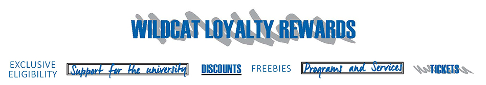 Wildcat Loyalty Rewards
