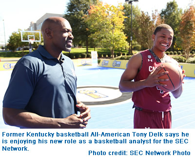 UK Alumni Association - Tony Delk