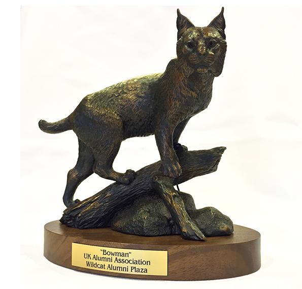 UK Alumni Association - Wildcat Alumni Plaza Official Sculpture ...