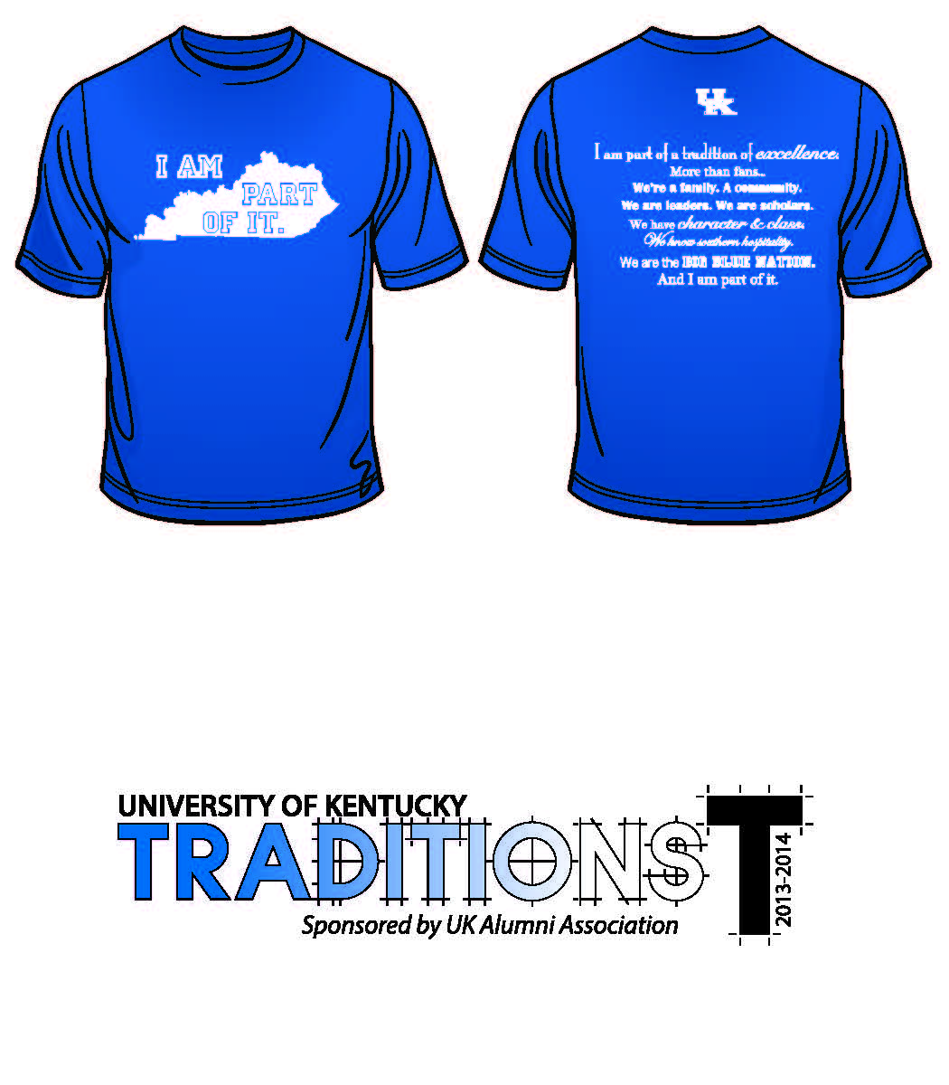 Shirt design for alumni homecoming - Click To Enlarge