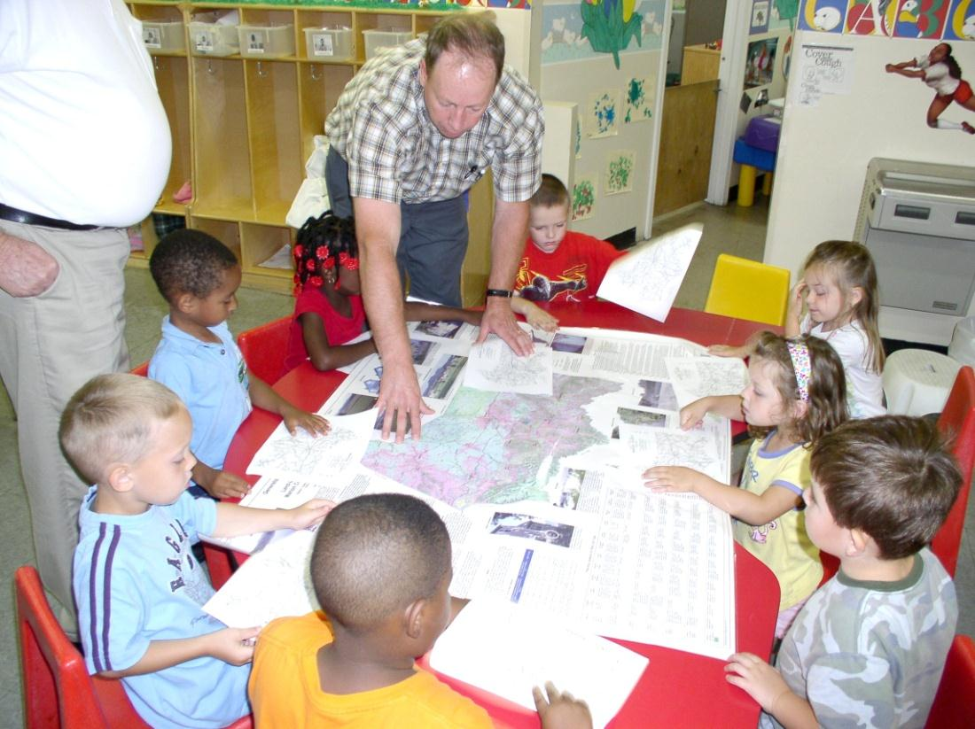Earth Science Resources Available to Kentucky Teachers ...