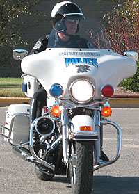 Police Unveil Motorcycle Canine Units