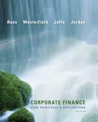 ross s westerfield r jaffe j jordan b 2011 corporate finance core principles and applications 3rd ed 1 what is the expected value of the company in one year, with and without expansion would the company's stockholders be better off with or without expansion.