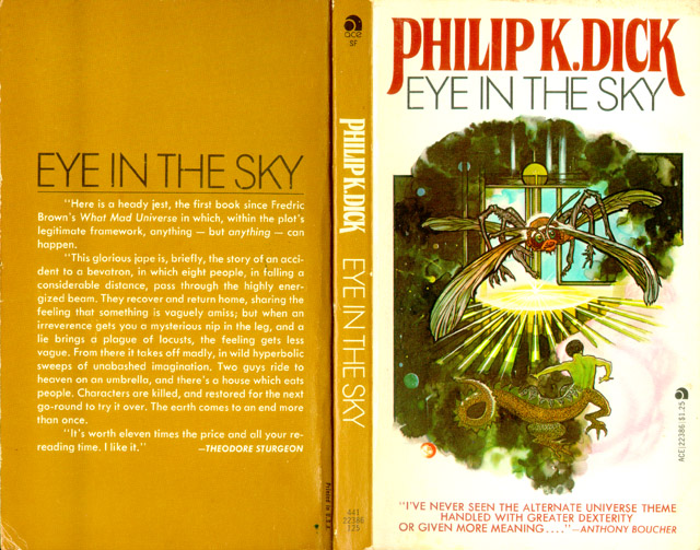Eye in the Sky, Dick, Philip K.