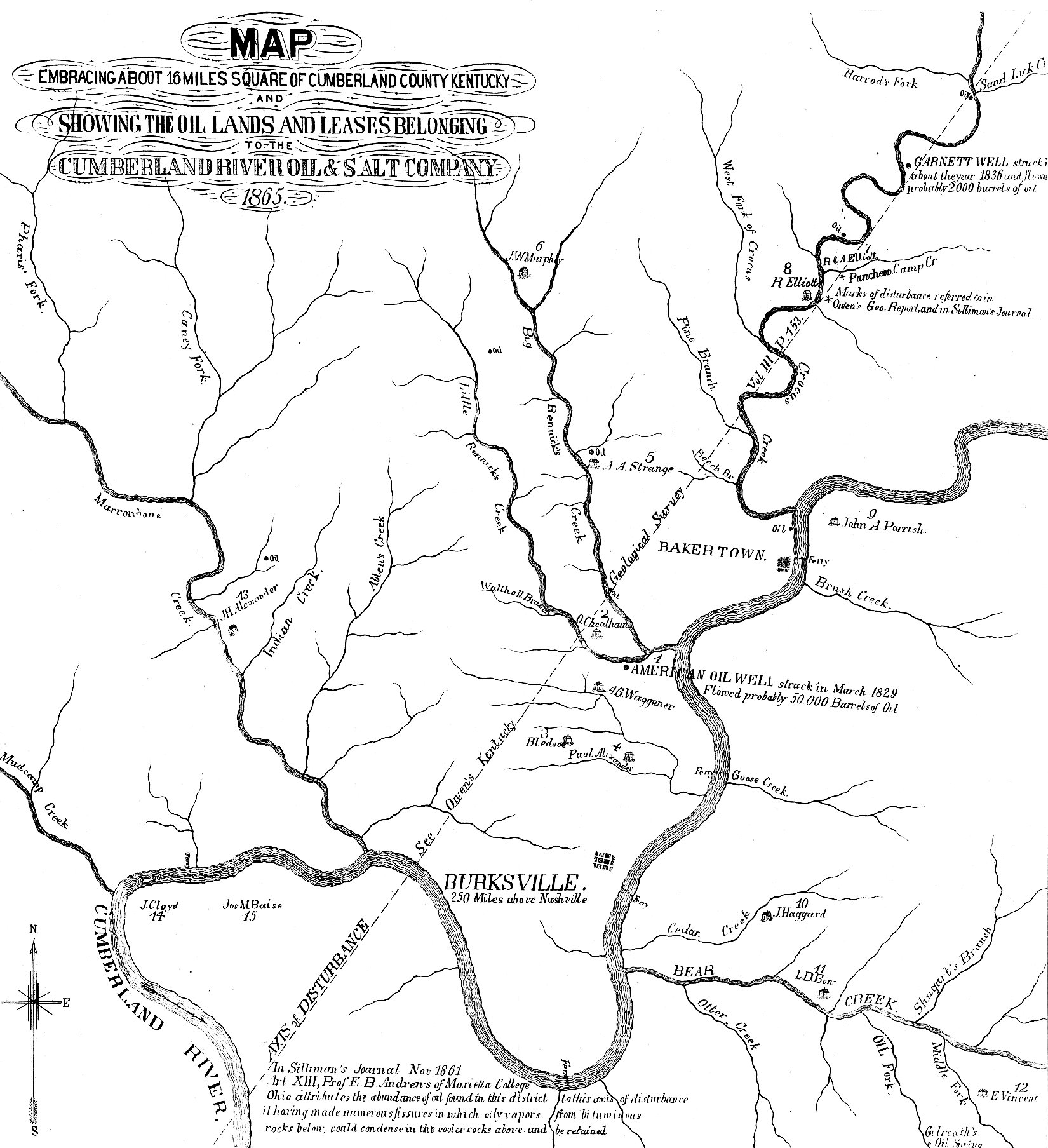 oil and gas history of kentucky  1860 to 1900