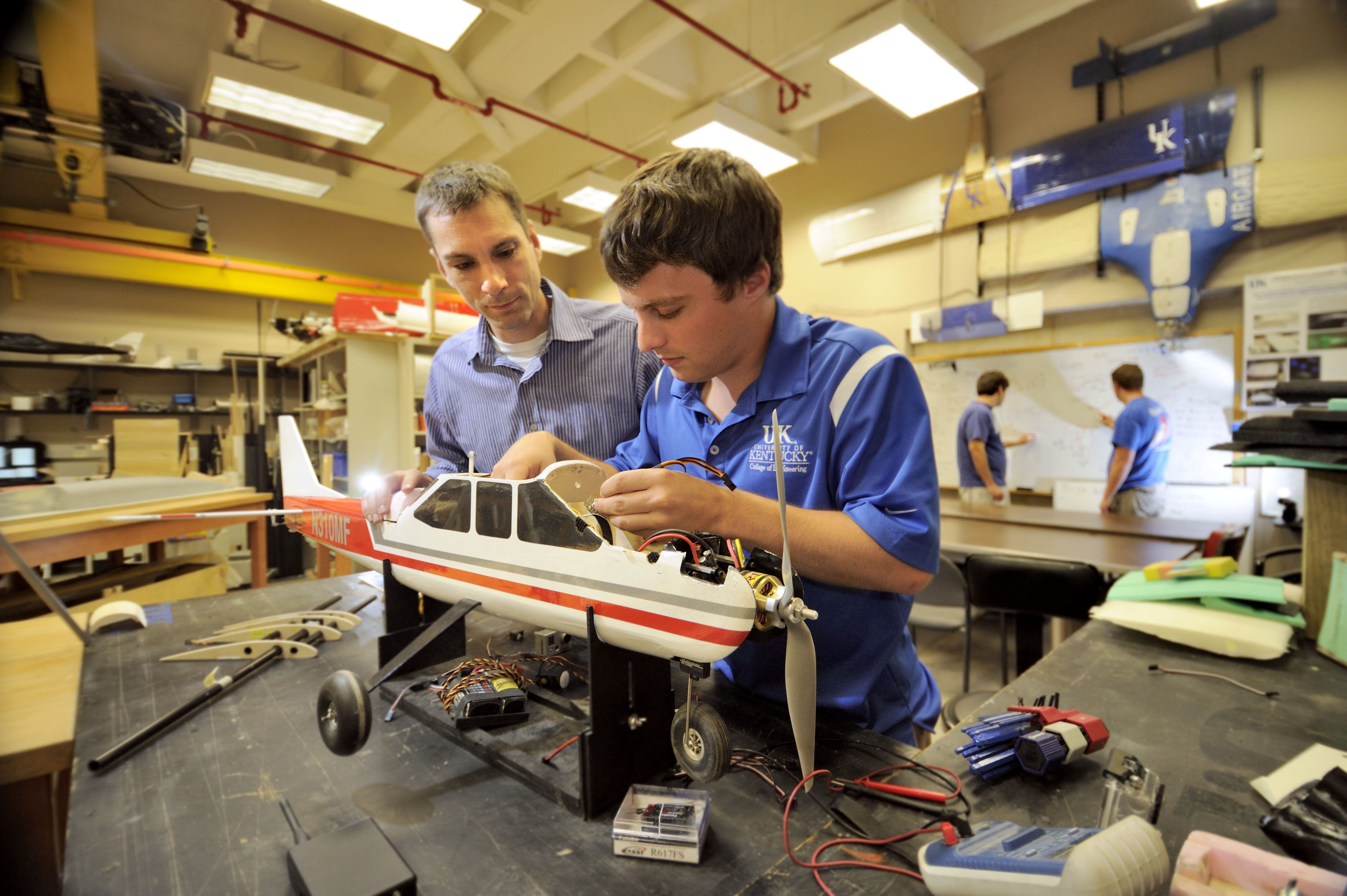 mechanical engineer research