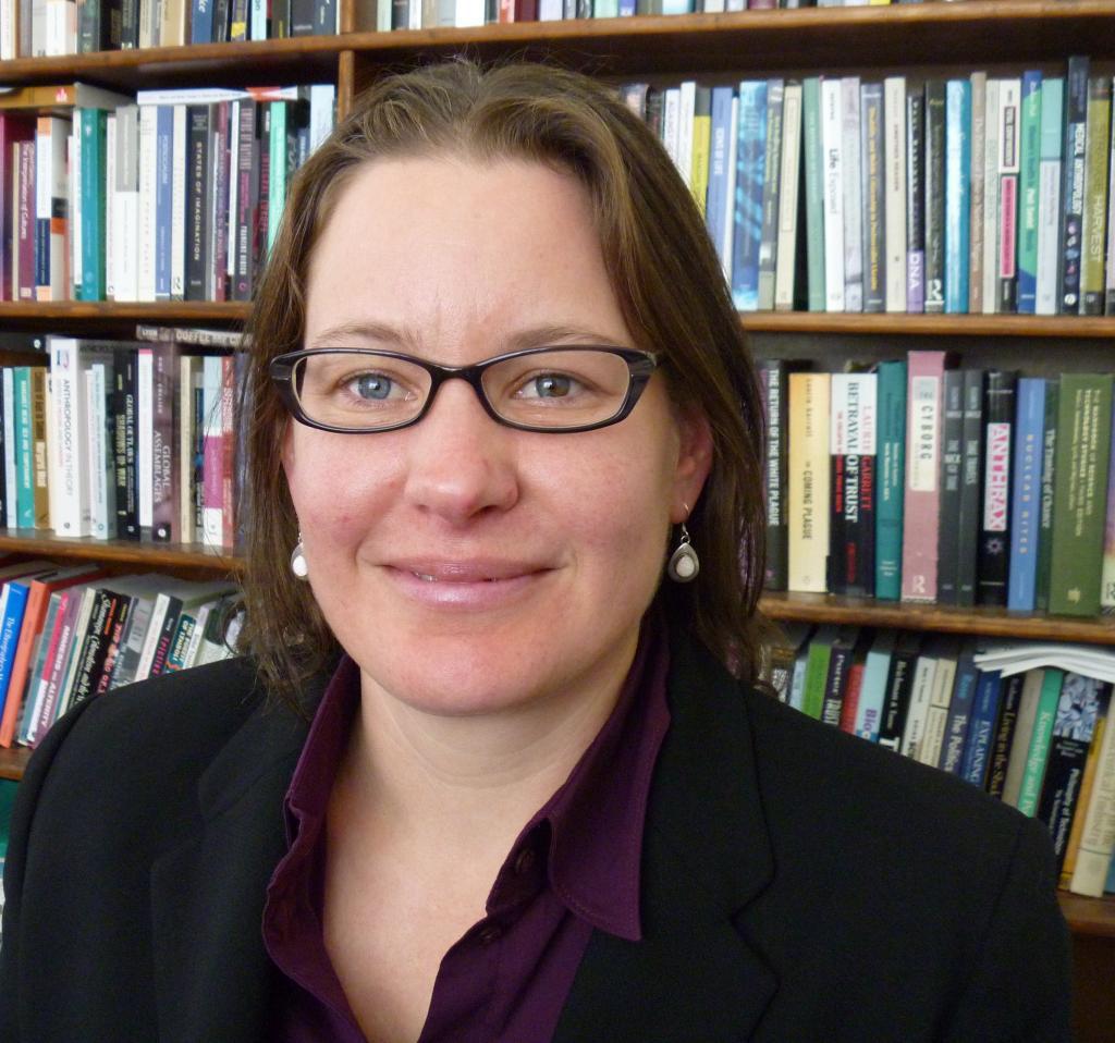 Photograph of Dr. Erin Koch