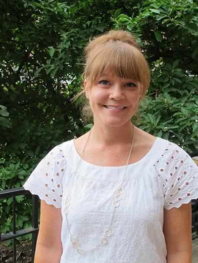 Headshot of Melanie Turner