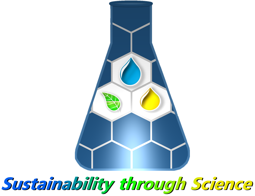 logo for Sustainability through Science project