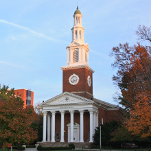 Photo of Memorial Hall on University of Kentucky Campus