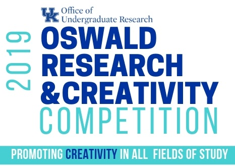 Oswald Research and Creativity Competition | Chellgren Center