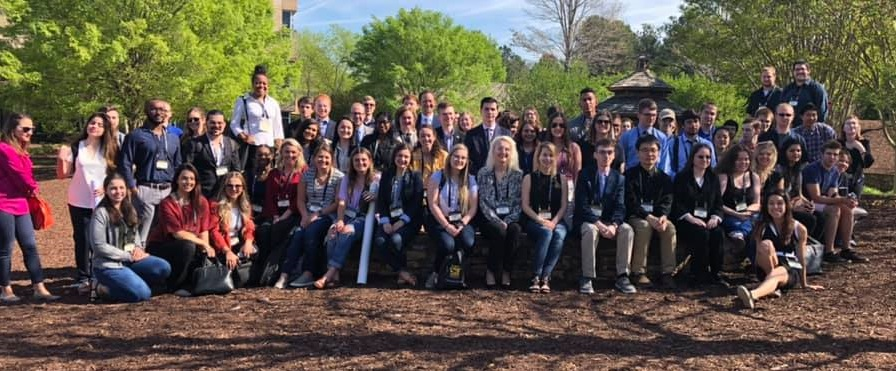 NCUR 2019 student group University of Kentucky