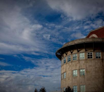 Wethington building on UK's campus