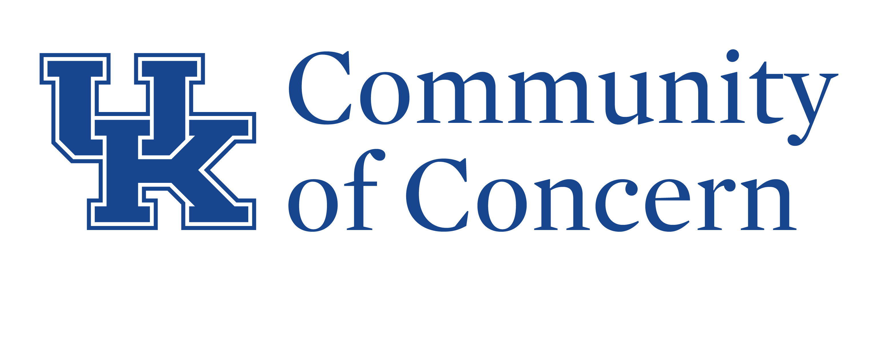 Community of Concern