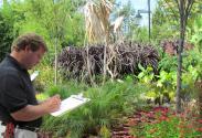 Steve Foltz is director of horticulture at the Cincinnati Zoo.