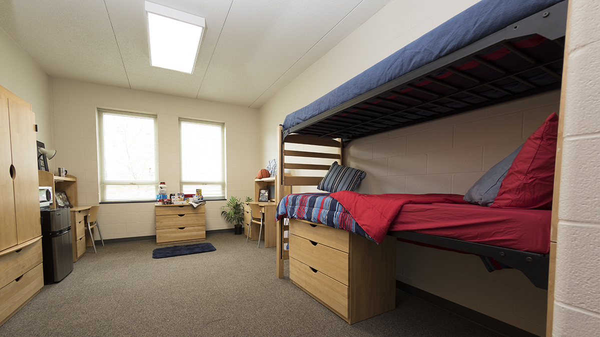 4 Person Suite in Baldwin Hall