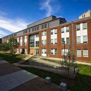 Baldwin Hall Exterior