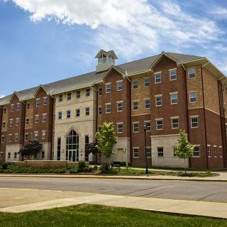 Lyman T Johnson Hall Exterior