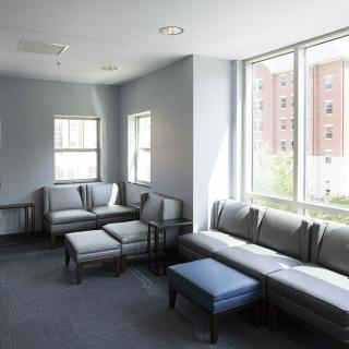 Donovan Hall Common Area