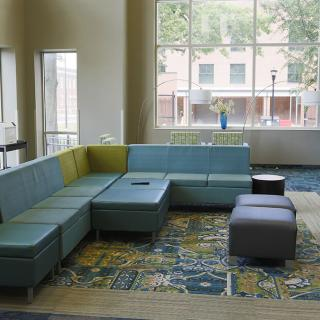 Common Area in Haggin Hall