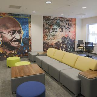 Jewell Hall Common Area