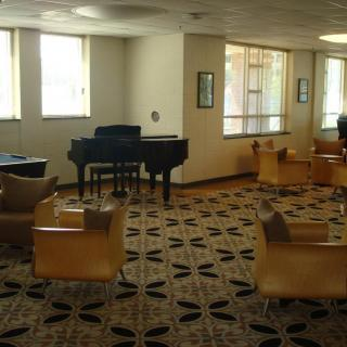 Roselle Hall Common Area