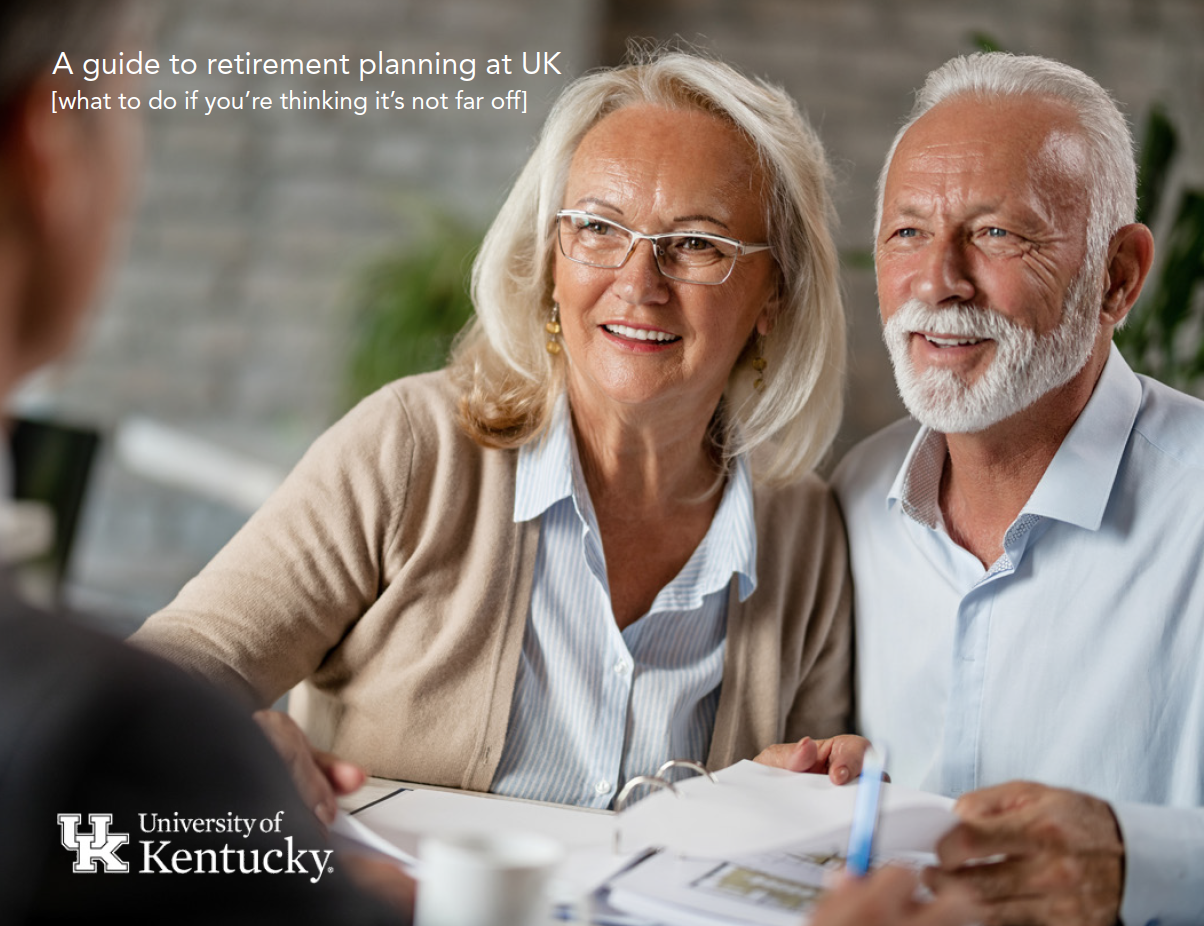 Guide to retirement book