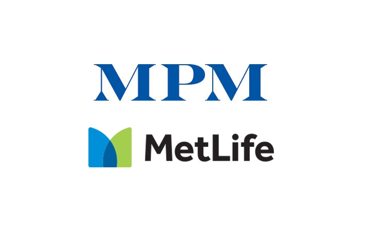 MPM and MetLife logos