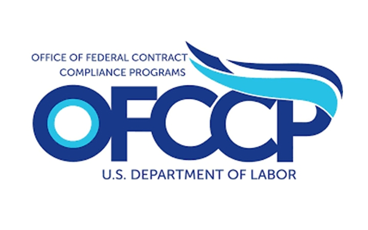 Office of Federal Contract Compliance Programs logo