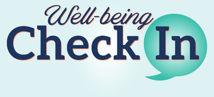 Well-being Check In