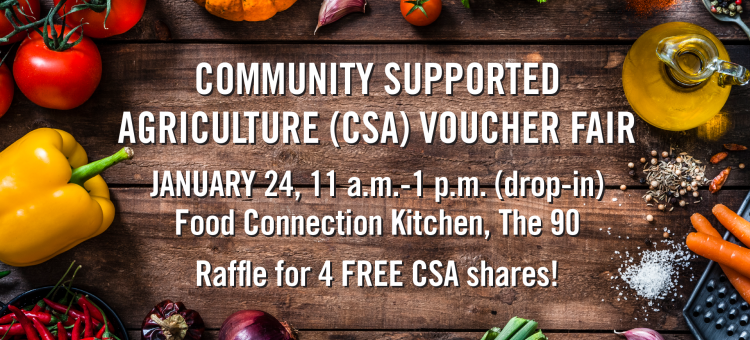 Community Supported Agriculture Fair
