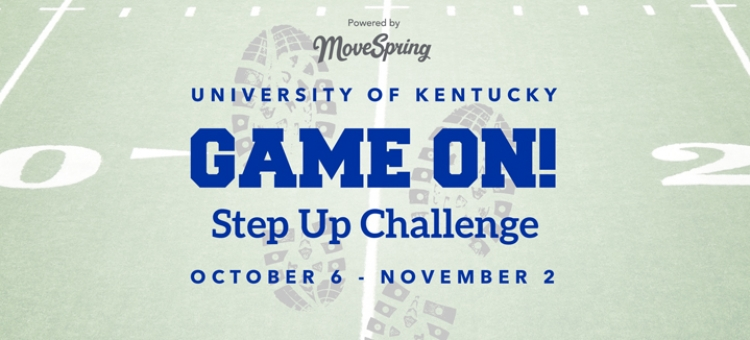 Register for the Fall Team Step Up Challenge