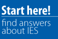 Getting started with IES