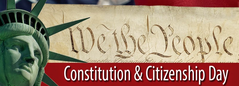 We The People Constitution and Citizenship Day