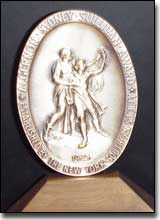 Photo of UK's Algernon Sydney Sullivan Medallion