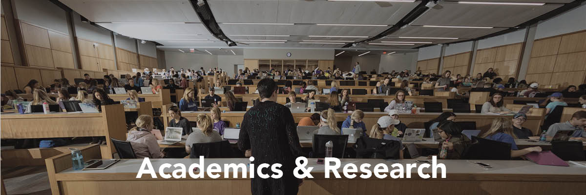 Academics & Research