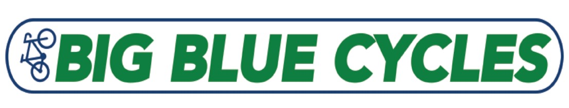 Big Blue Cycles Logo