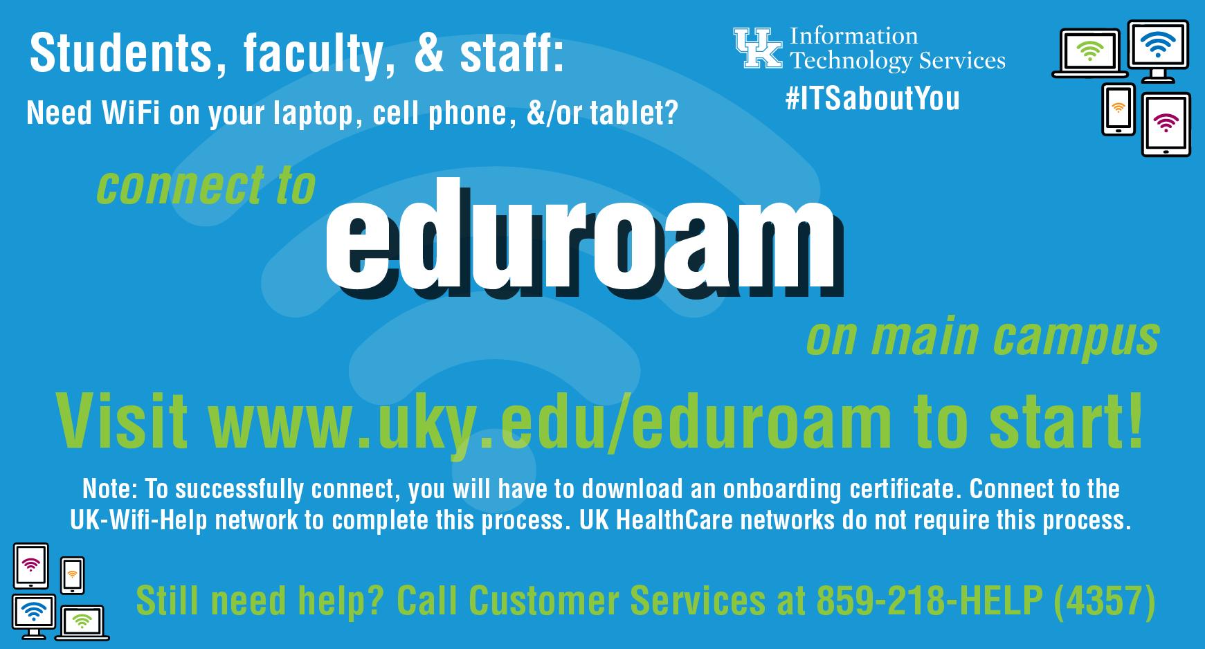 WiFi Help | University of Kentucky