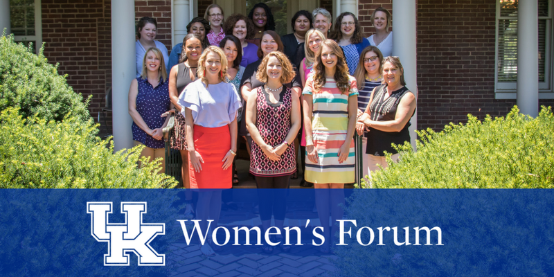 Image of UK Women's Forum Board